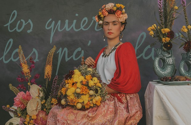 Frida Kahlo de Paco Chica, el arte en todas sus vertientes.