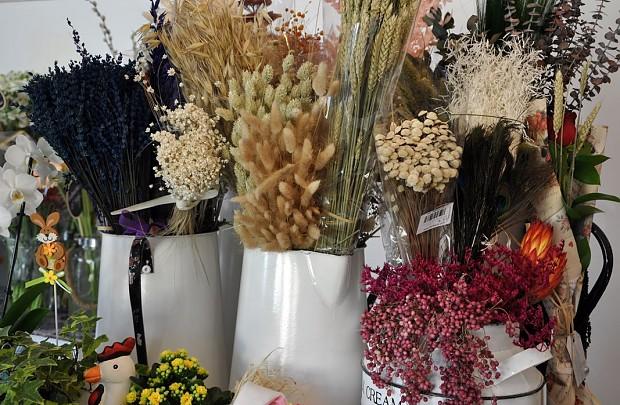 Que son las Flores Preservadas y que diferencia hay entre las Secas?