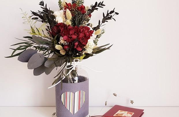 Flores Preservadas, el Regalo perfecto.