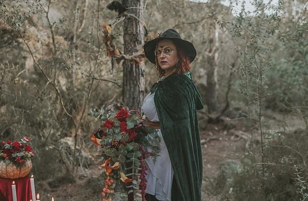 Otoño.... el mes de las brujas y los difuntos