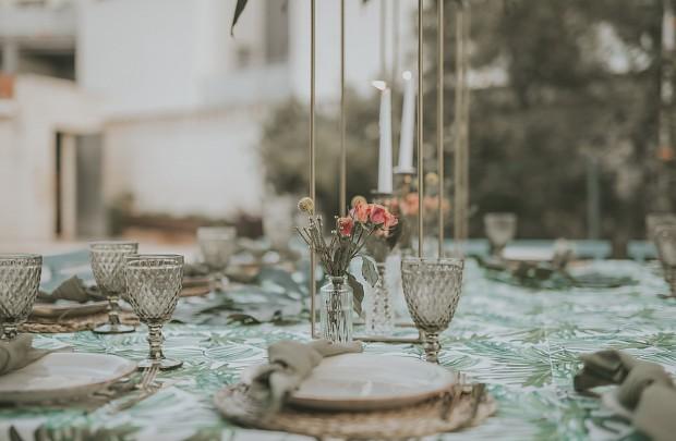 El arte de poner la mesa